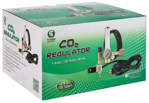 Titan Controls CO2 Regulator - 1