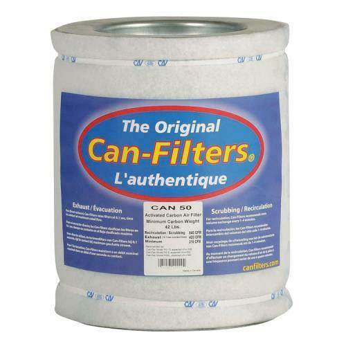 Can-Filter 50 w/ out Flange 420 CFM (Freight/In-Store Pickup Only) - 1