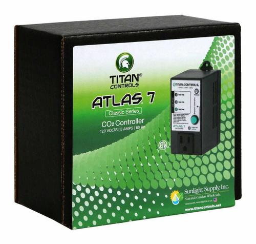 Titan Controls Atlas 7 - CO2 Controller - 1