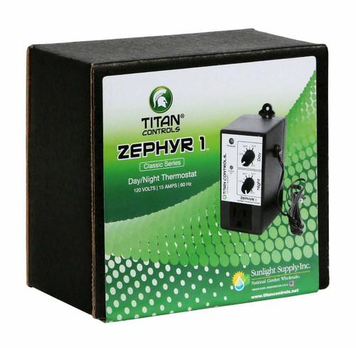 Titan Controls Zephyr 1 - Day/Night Temp Controller - 1