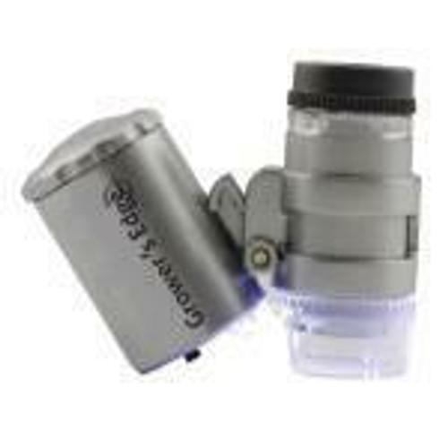 Grower's Edge Illuminated Microscope 60x - 1