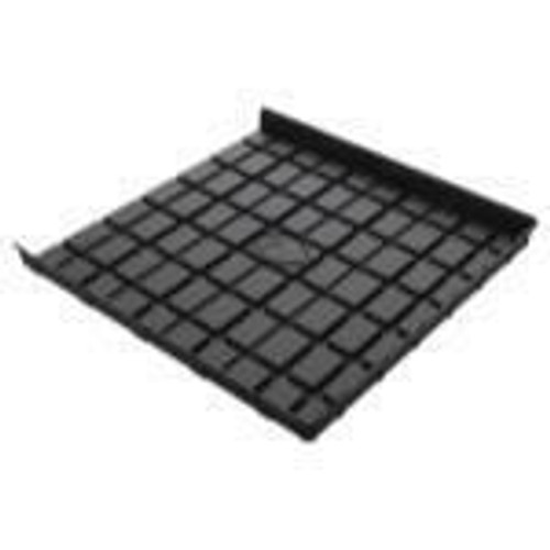 Botanicare 5' Black ABS End Tray - 1