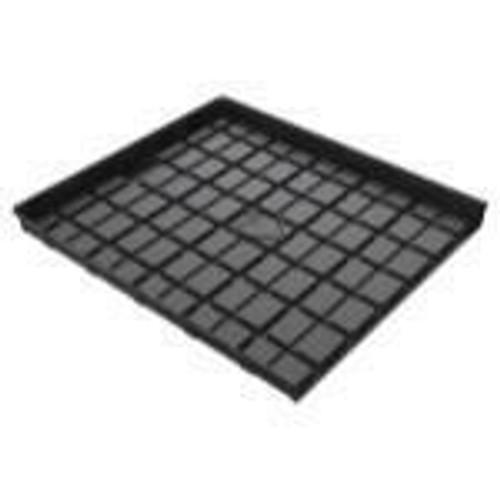 Botanicare 5' Black ABS Drain Tray - 1