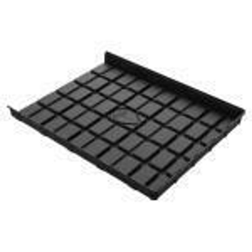 Botanicare 4' Black ABS End Tray - 1