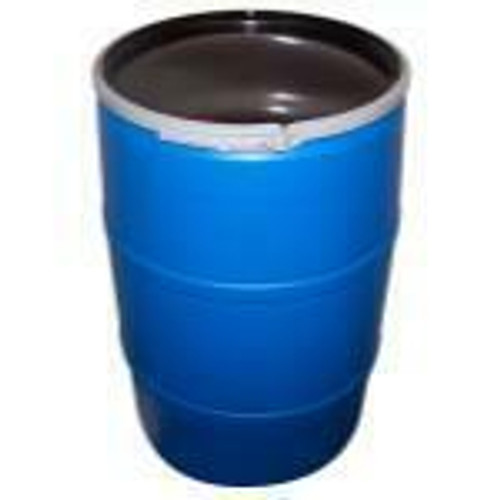 55 Gallon Barrel w / Lid - Food Grade (Freight/In-Store Pickup Only) - 1