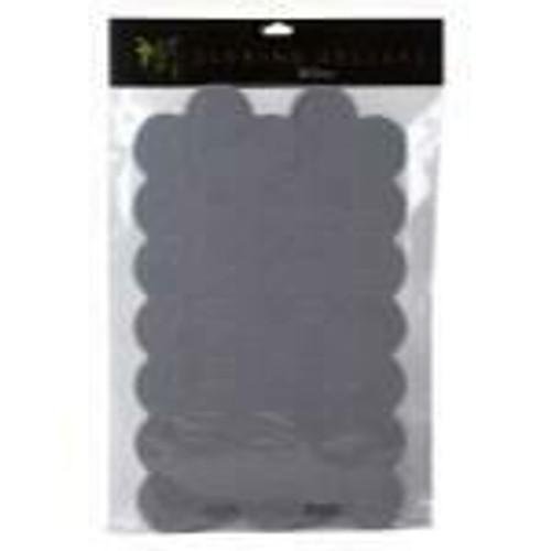 EZ-Clone Colored Cloning Collars Gray (35/Bag) Must buy 35 - 1