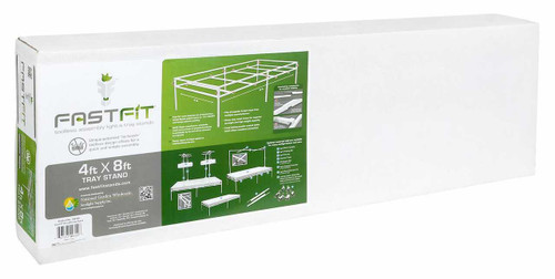 Fast Fit Tray Stand 4 ft x 8 ft (Freight/In-Store Pickup Only) - 1