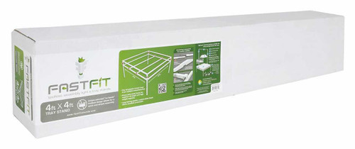 Fast Fit Tray Stand 4 ft x 4 ft - 1