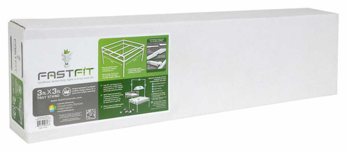 Fast Fit Tray Stand 3 ft x 3 ft - 1