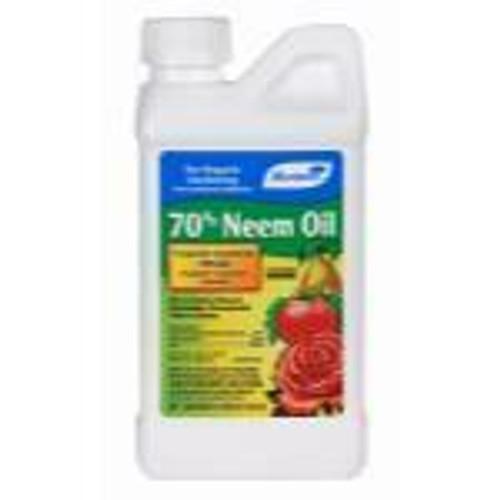 Monterey 70% Neem Oil Conc. Pint - 1