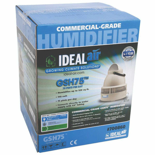 Ideal-Air Commercial Grade Humidifier - 75 Pints (48/Plt) - 1