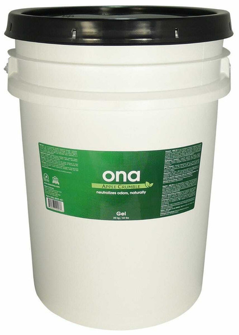 Ona Apple Crumble 5 Gallon Gel - 1