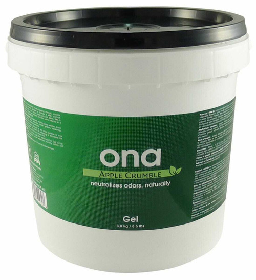 Ona Apple Crumble 4 Liter Gel Pail - 1