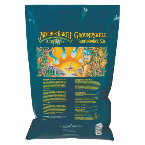 Mother Earth Groundswell Performance Soil 12QT - 1