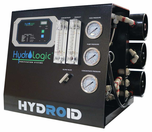 Hydro-Logic HYDROID - Compact Commercial Reverse Osmosis System - 1