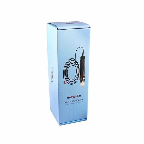 Aqua-X Inline EC+Temp Sensor, Heavy Duty - 1