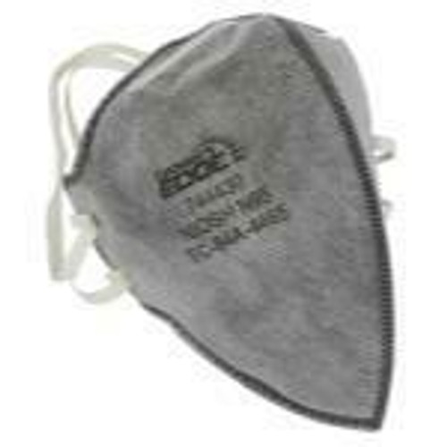 Grower's Edge Clean Room Vertical Fold-Flat Active Carbon Respirator Mask  Must buy 20 - 1