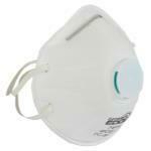 Grower's Edge Clean Room Conical Particulate Respirator Mask w/Valve  Must buy 10 - 1