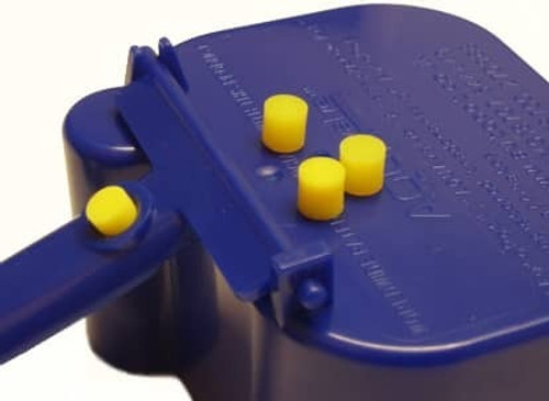 AutoPot AQUAvalve Yellow Silicone - 1