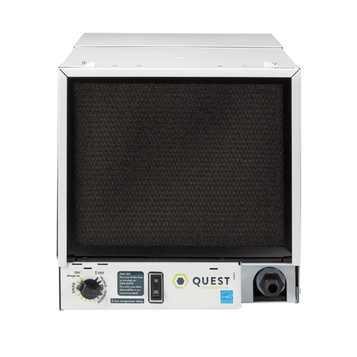 Quest Dehumidifier 70 Pint  (Freight/In-Store Pickup Only) - 1