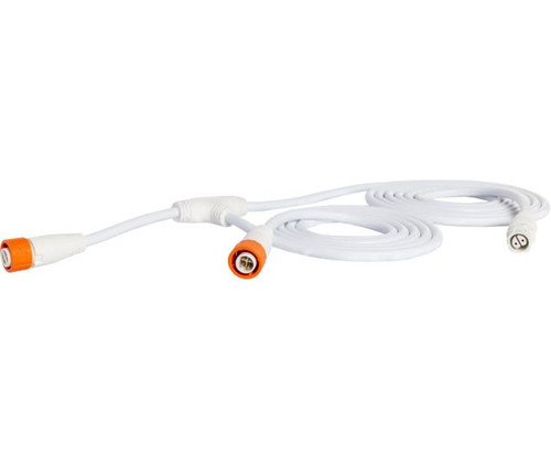 PHOTO LOC 0-10V Control Cable 8' Trunk + 5' Branch (White)