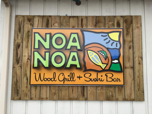 Noa Noa Wood Grill & Sushi Bar Gift Card
