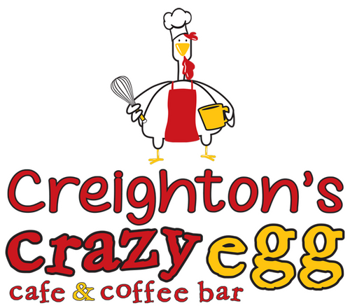 Crazy Egg Cafe Gift Card