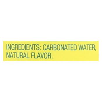 LaCroix - Sparkling Water - Lemon - Case of 15 - 1 Liter