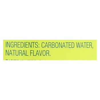 LaCroix - Sparkling Water - Lime - Case of 15 - 1 Liter