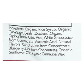 Yumearth Organics - Organic Gummy Bears - Pomegranate - Case of 12 - 5 oz.