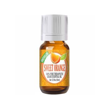 Healing Solutions - Essential Oil - Orange - Pack of 3 - 10 mL