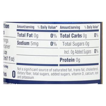 Torani - Coffee Syrup - Sugar Free Vanilla - Case of 4 - 12.7 fl oz.