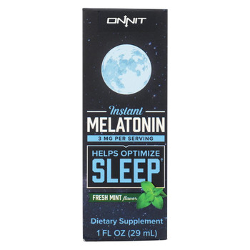 Onnit Labs - Melatonin Spray Mint - 1 FZ