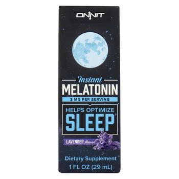Onnit Labs - Melatonin Spray Lavender - 1 FZ