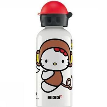 Sigg - Water Bottle - Hello Kitty Monk - 0.4 Liter