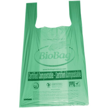 Biobag - Compostable Shopping Bags - 500 Count