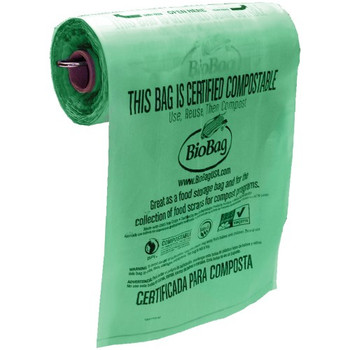 Biobag - Compostable Produce Bags - Case of 4 - 800 Count