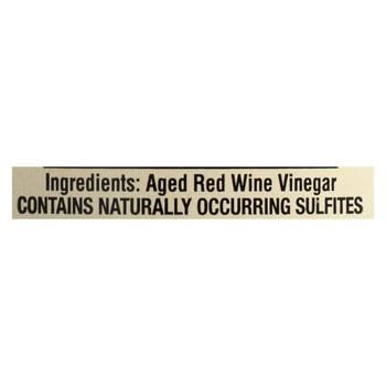 Colavita - Aged Red Wine Vinegar - Case of 12 - 17 Fl oz.