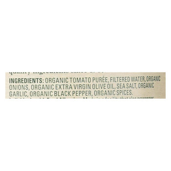 Amy's - Pasta Sauce Family Marinara - Case Of 6 - 25.5 Oz