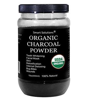Brittanie's Thyme - Organic Charcoal Powder - 8 oz.