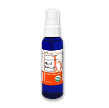 Brittanie's Thyme - Organic Hand Sanitizer - Orange - 2 oz.