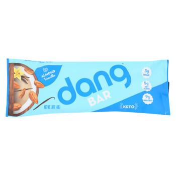 Dang - Bar - Almond Vanilla - Case of 12 - 1.4 oz.