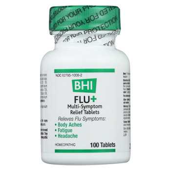 BHI - BHI Flu+ - 100 Tablets