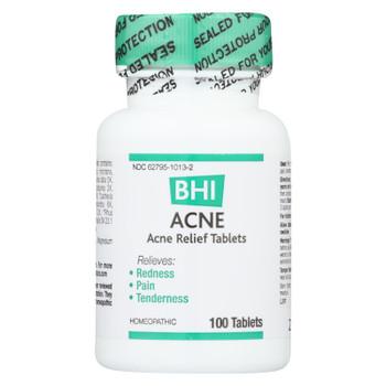 BHI - Acne Relief - 100 Tablets