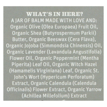 Earth Mama - Organic Perineal Balm - 2 oz.