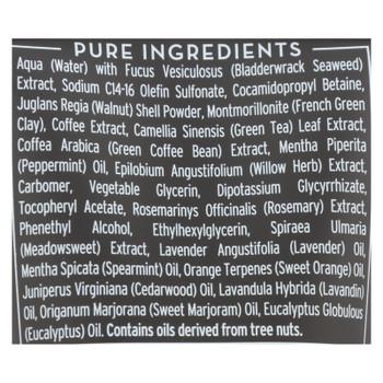 The Seaweed Bath Co - Awaken Exfoliating Detox Body Scrub - Case of 8 - 1.5 oz