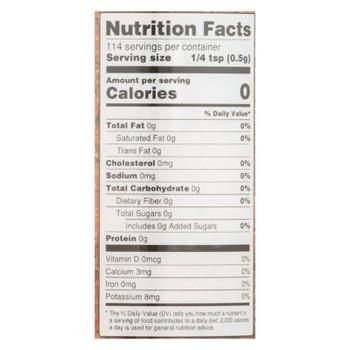 Paleo Powder Seasonings - All-Purpose Seasoning Paleo Powder - Salt-Free Herbed - Case of 6 - 2 oz.