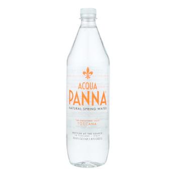 Acqua Panna - Spring Water Pet 1 Ltr - Case of 12 - 33.8 OZ