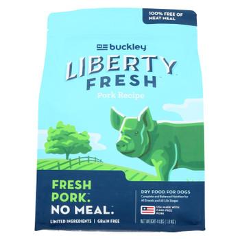 Buckley - Liberty Fresh Pork - Case of 6 - 4 LB