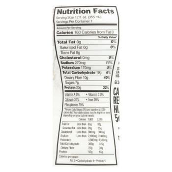 Evolve Vanilla Plant Based Protein Shake  - Case of 12 - 12 FZ